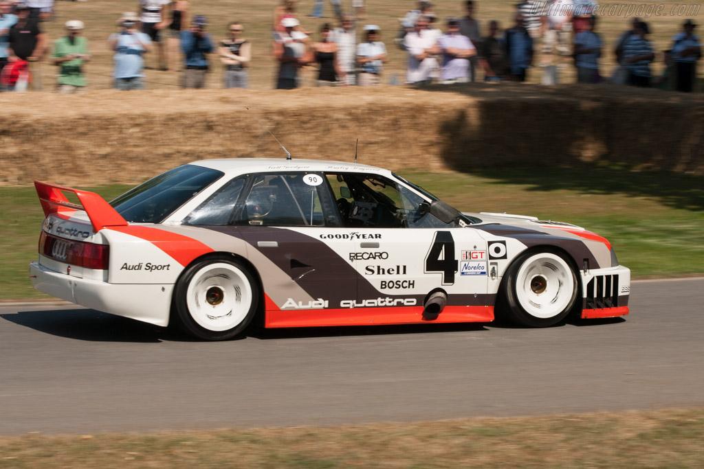 Audi 90 Quattro IMSA GTO - Chassis: WAUZZZ89ZKA000004   - 2009 Goodwood Festival of Speed