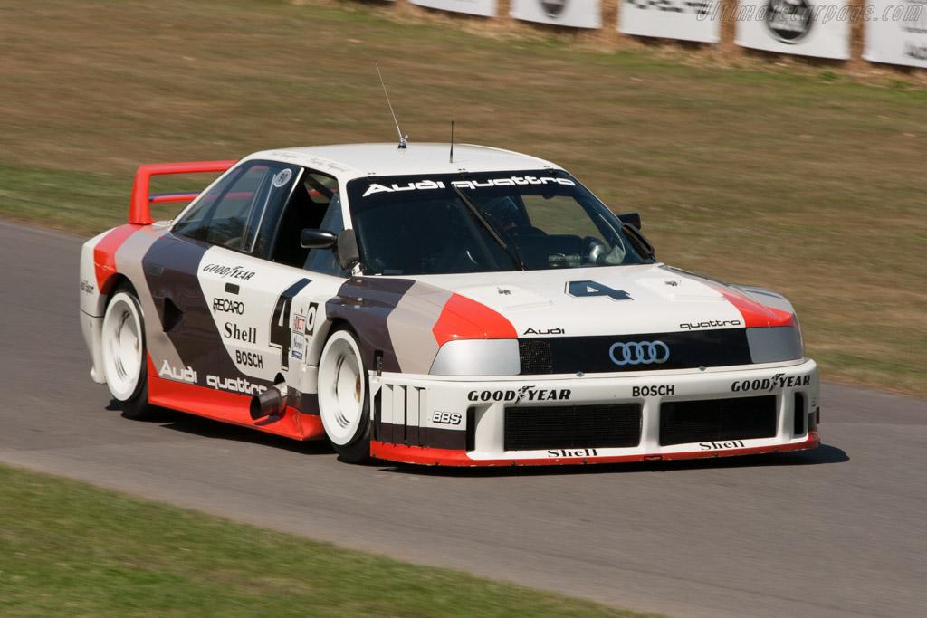 Audi 90 Quattro Imsa Gto Chassis Wauzzz89zka000004