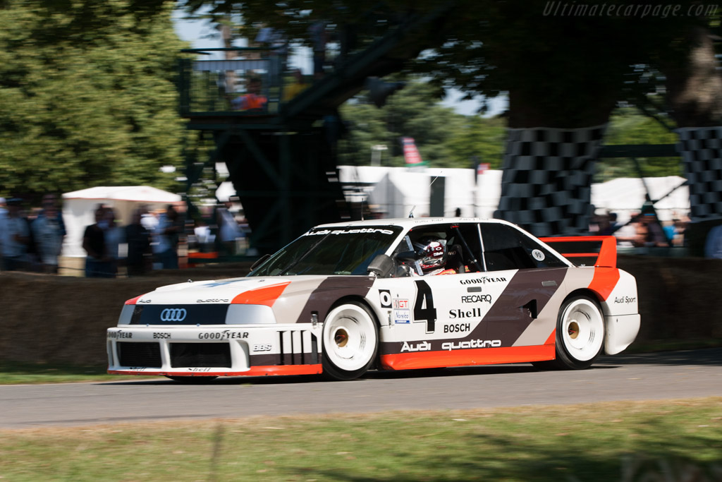 Audi 90 Quattro IMSA GTO - Chassis: WAUZZZ89ZKA000004   - 2009 Goodwood Festival of Speed