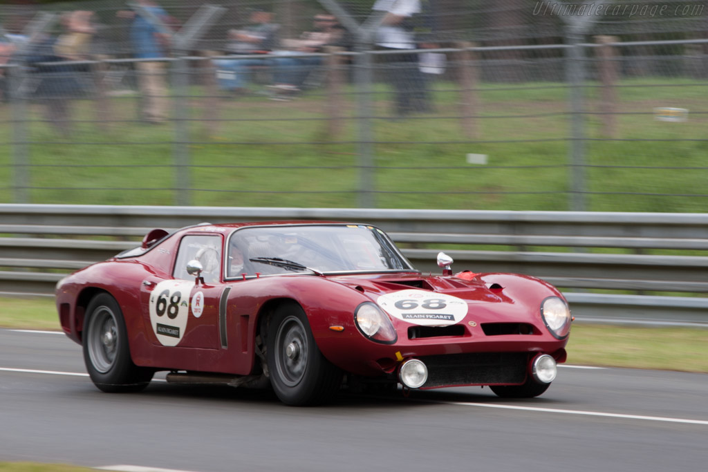 Bizzarrini 5300 GT Corsa - Chassis: BA4 0106   - 2012 Le Mans Classic