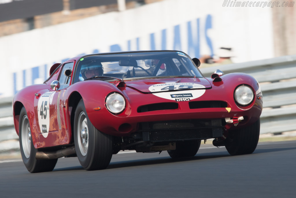 Click here to open the Bizzarrini 5300 GT Corsa gallery