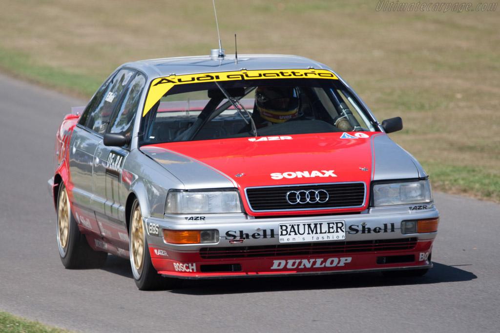 Audi V8 Quattro Dtm 2009 Goodwood Festival Of Speed