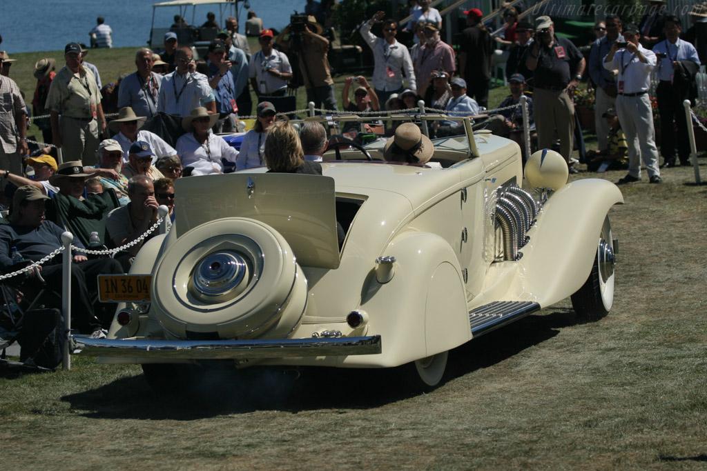 Duesenberg JN Bohman & Schwartz Convertible Coupe - Chassis: 2585 J-560  - 2007 Pebble Beach Concours d'Elegance