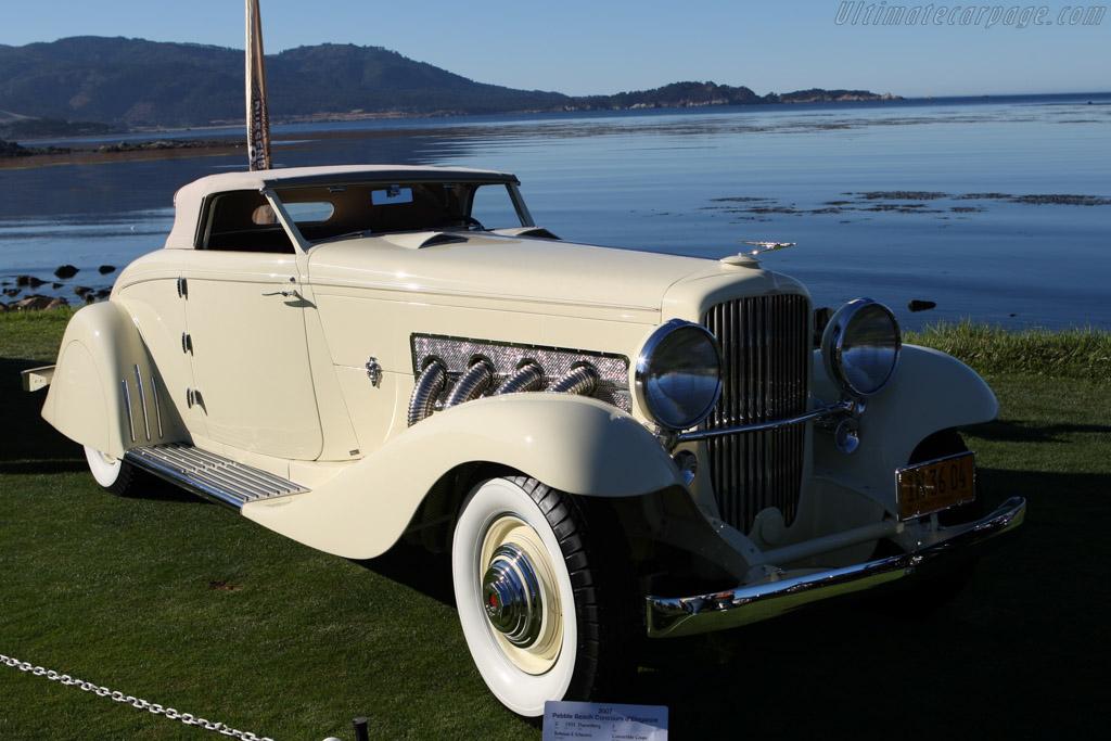 Click here to open the Duesenberg JN Bohman & Schwartz Convertible Coupe gallery