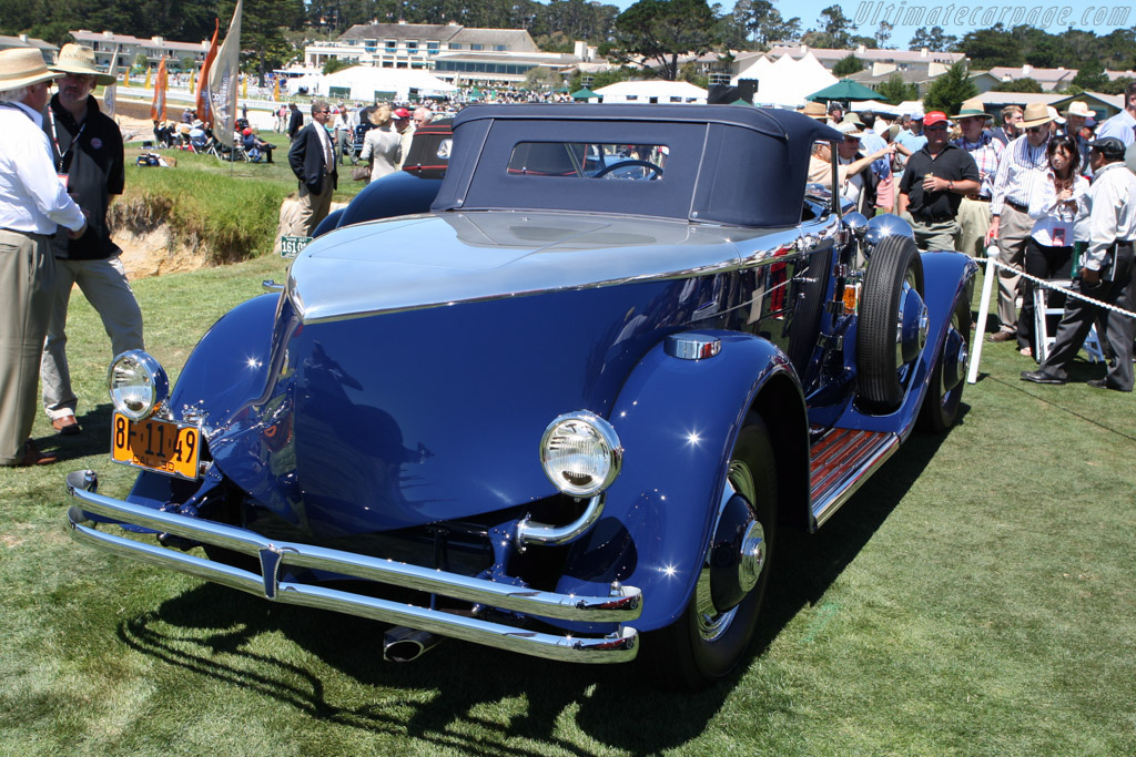 Duesenberg J Murphy Disappearing Top Torpedo Drophead Coupe - Chassis: 2317 J-302   - 2007 Pebble Beach Concours d'Elegance