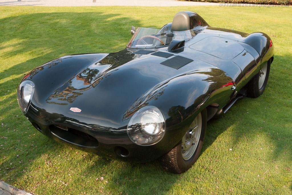 Jaguar D-Type - Chassis: XKD 530   - 2010 Concorso d'Eleganza Villa d'Este