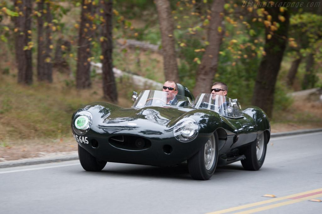 Jaguar D-Type - Chassis: XKD 530   - 2009 Pebble Beach Concours d'Elegance