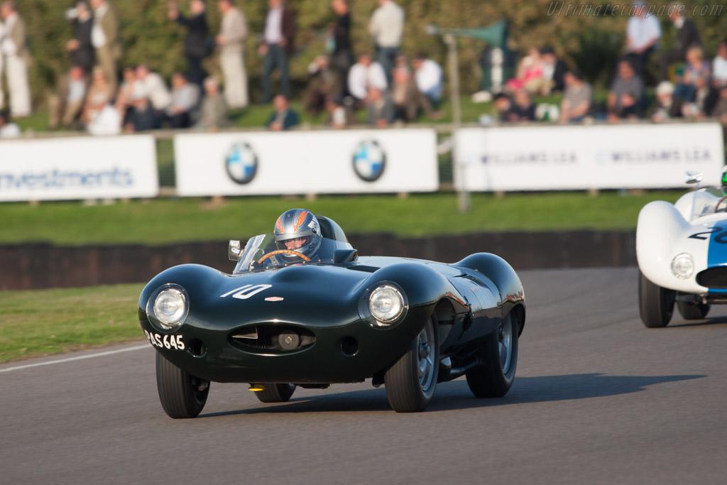 Jaguar D-Type - Chassis: XKD 530  - 2011 Goodwood Revival