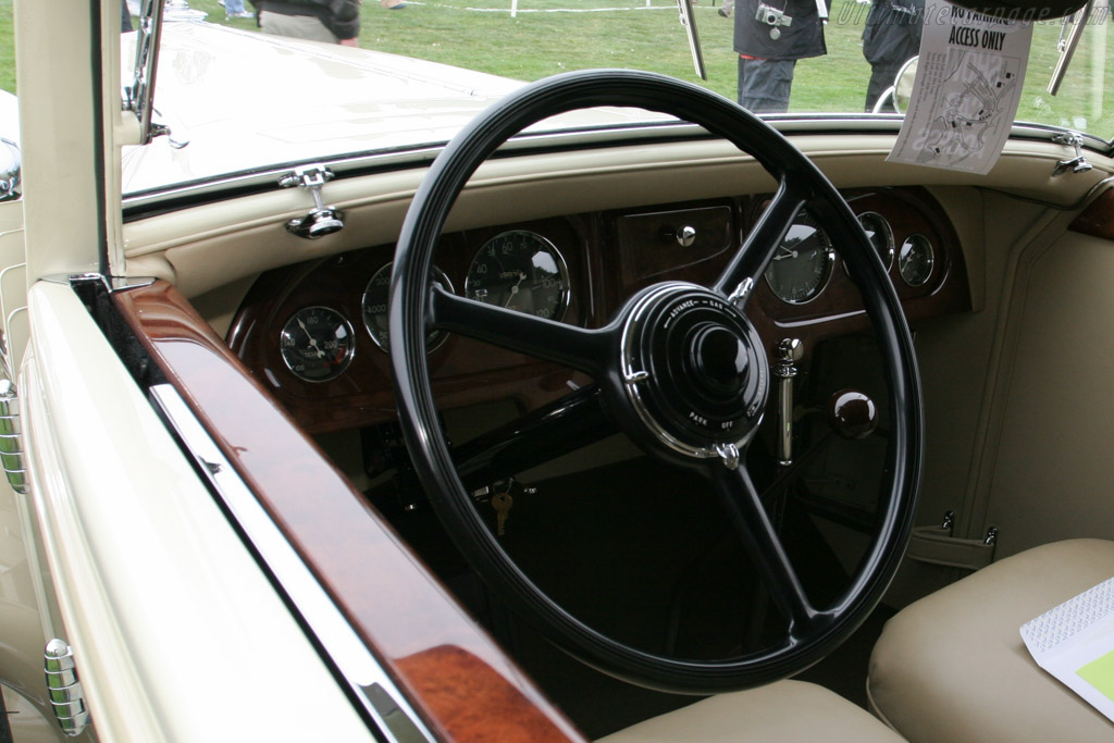 Stutz DV-32 Rollston Convertible Coupe - Chassis: DV-PC-1558   - 2006 Pebble Beach Concours d'Elegance