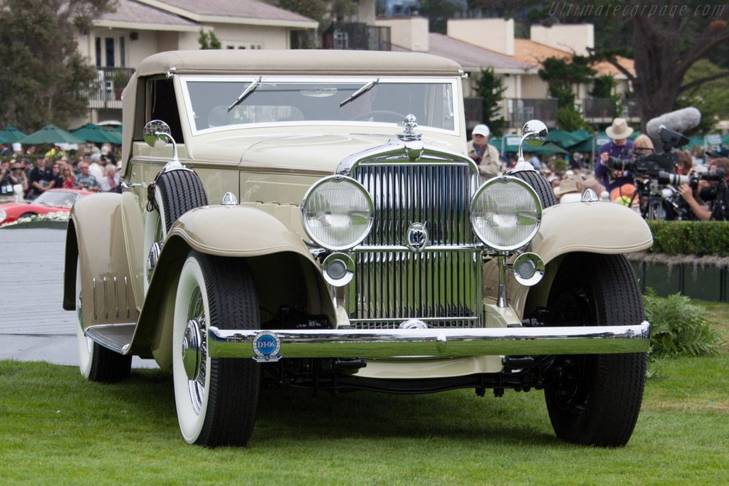 Stutz DV-32 Rollston Convertible Coupe - Chassis: DV-PC-1558   - 2011 Pebble Beach Concours d'Elegance