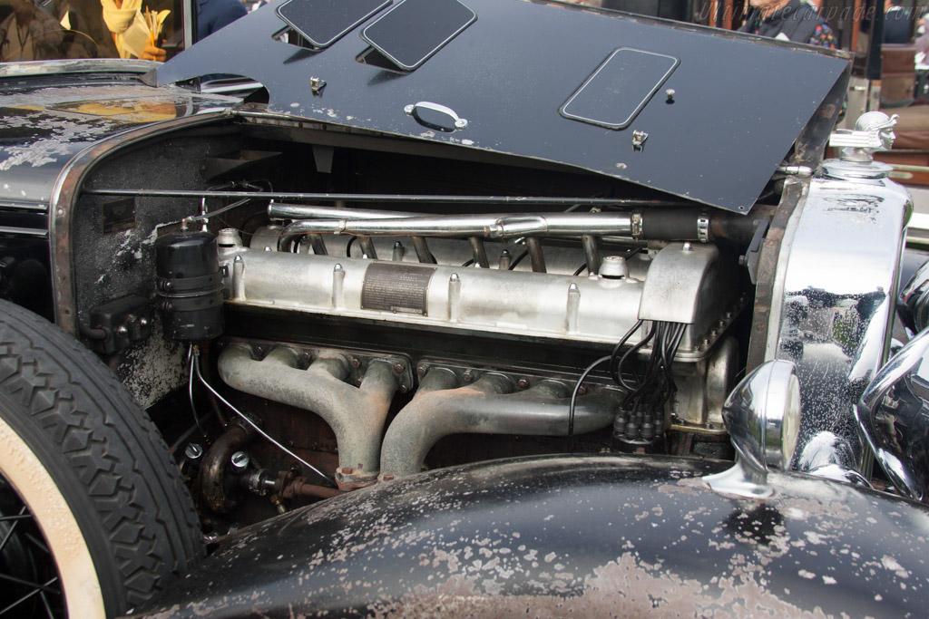 Stutz DV-32 LeBaron Sedan - Chassis: DV-60-1448  - 2012 Pebble Beach Concours d'Elegance