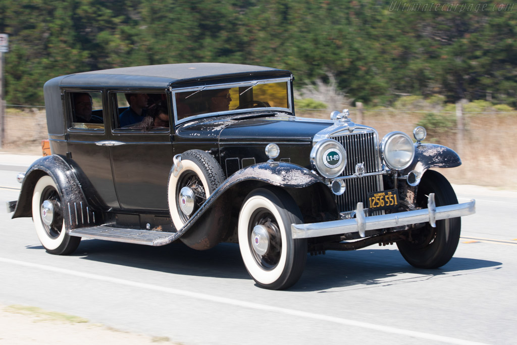 Click here to open the Stutz DV-32 LeBaron Sedan gallery