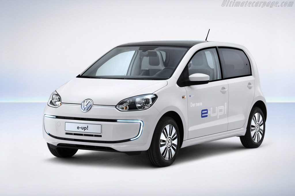 Click here to open the Volkswagen e-up! gallery