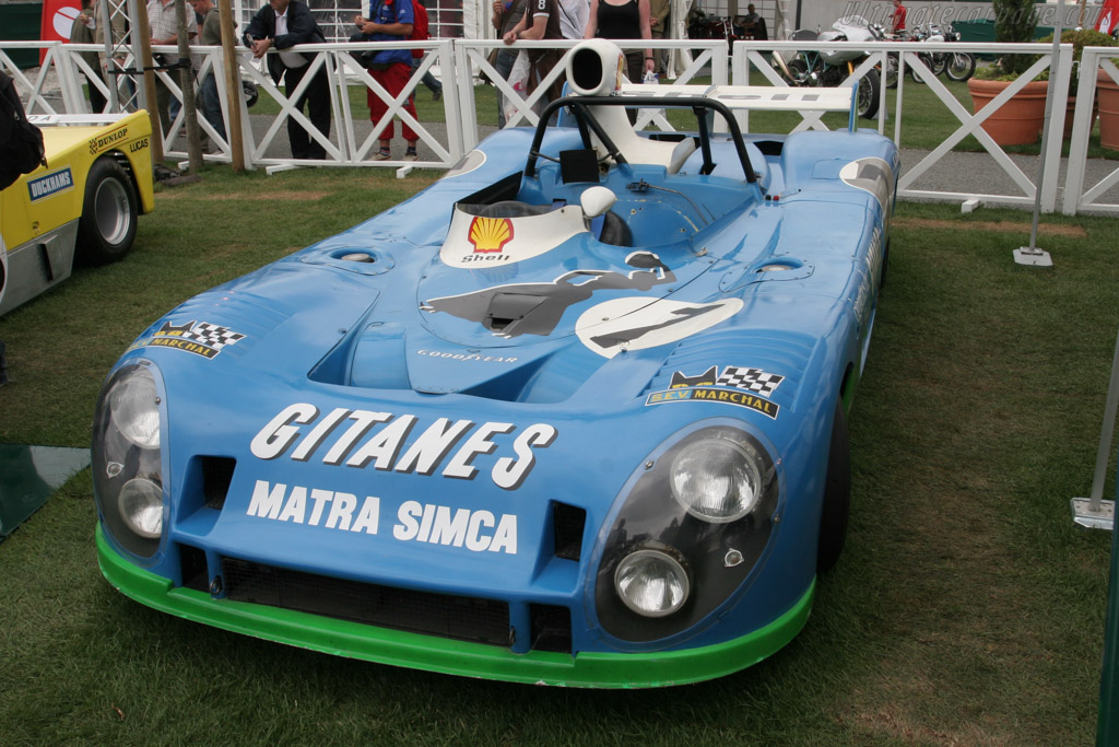 Matra MS670C - Chassis: MS670B-06   - 2006 Le Mans Classic