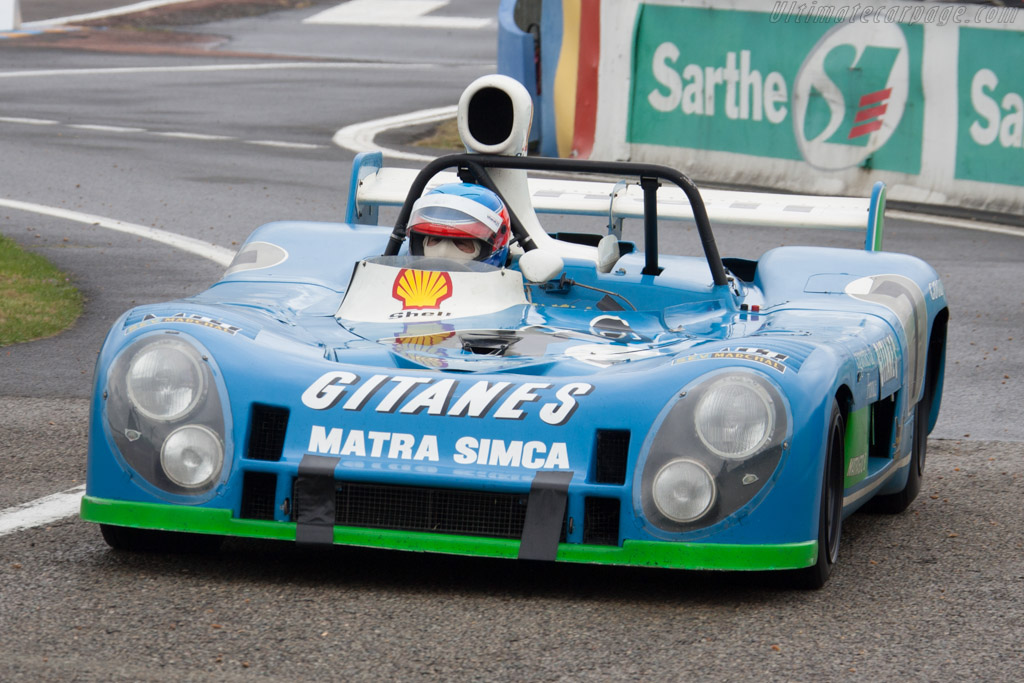 Matra MS670C - Chassis: MS670B-06   - 2012 24 Hours of Le Mans