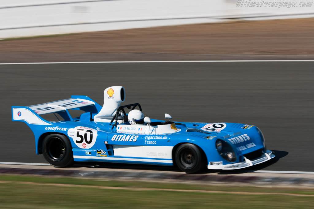 Matra MS670C - Chassis: MS670B-05   - 2009 Le Mans Series Silverstone 1000 km