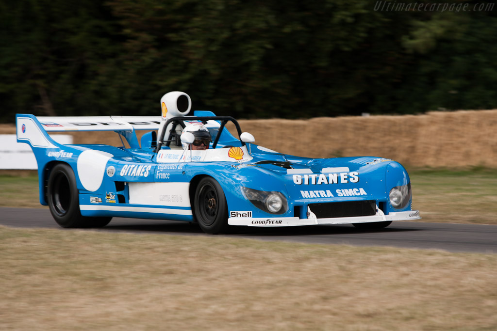 Matra MS670C - Chassis: MS670B-05   - 2009 Goodwood Festival of Speed