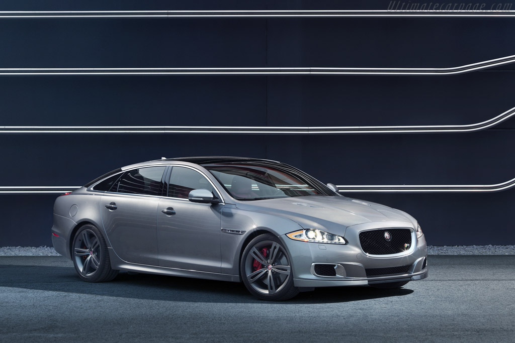 Click here to open the Jaguar XJR gallery