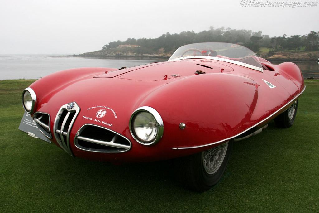 Alfa Romeo C52 Disco Volante Spider  - Chassis: 1359.00001   - 2005 Pebble Beach Concours d'Elegance