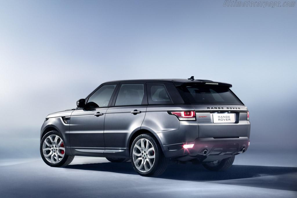 Land Rover 2018 >> Land Rover Range Rover Sport
