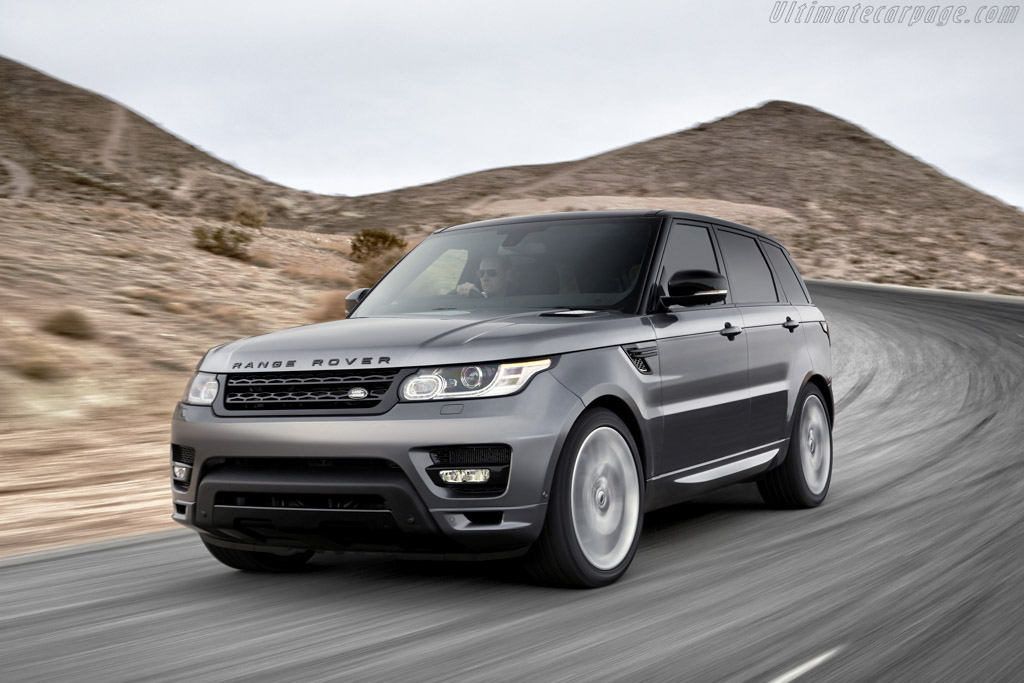 Click here to open the Land Rover Range Rover Sport gallery