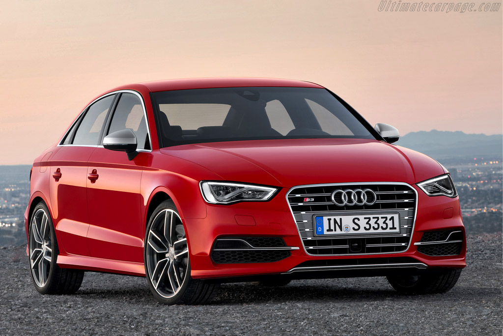 Click here to open the Audi S3 Sedan gallery