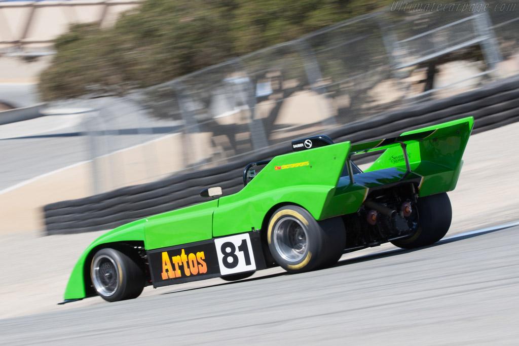 Sauber C4 Cosworth - Chassis: C04.001   - 2012 Monterey Motorsports Reunion