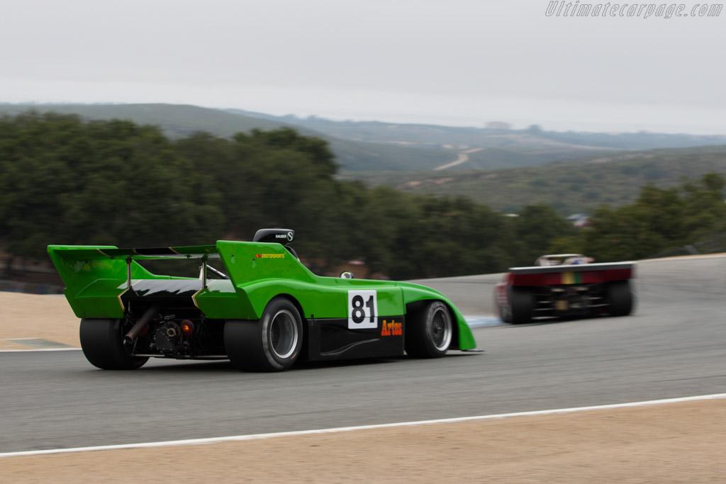 Sauber C4 Cosworth - Chassis: C04.001   - 2010 Monterey Motorsports Reunion