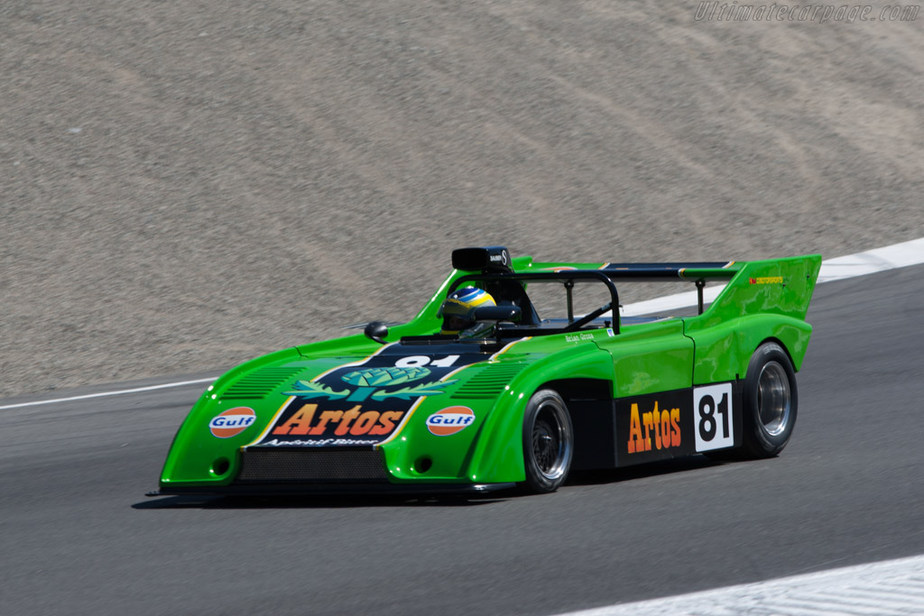 Sauber C4 Cosworth - Chassis: C04.001   - 2009 Monterey Historic Automobile Races