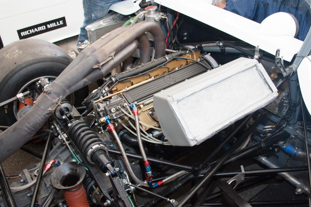 Sauber C5 BMW - Chassis: C05.002   - 2012 Le Mans Classic