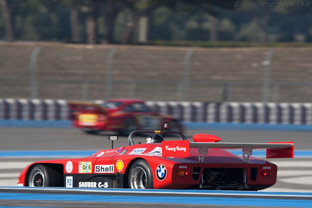 Sauber C5 BMW - Chassis: C05.001   - 2012 Dix Mille Tours