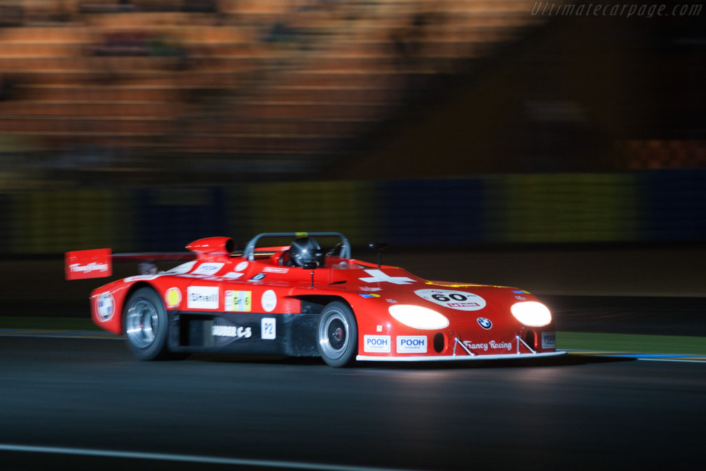 Sauber C5 BMW - Chassis: C05.001   - 2012 Le Mans Classic