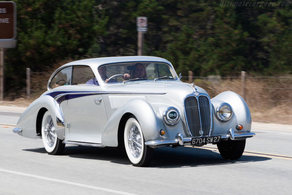 Click here to open the Delahaye 135 MS Langenthal Coupe gallery