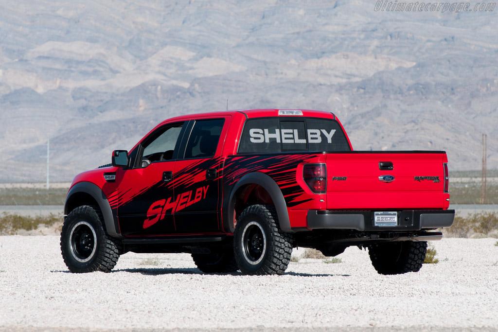 Shelby Raptor
