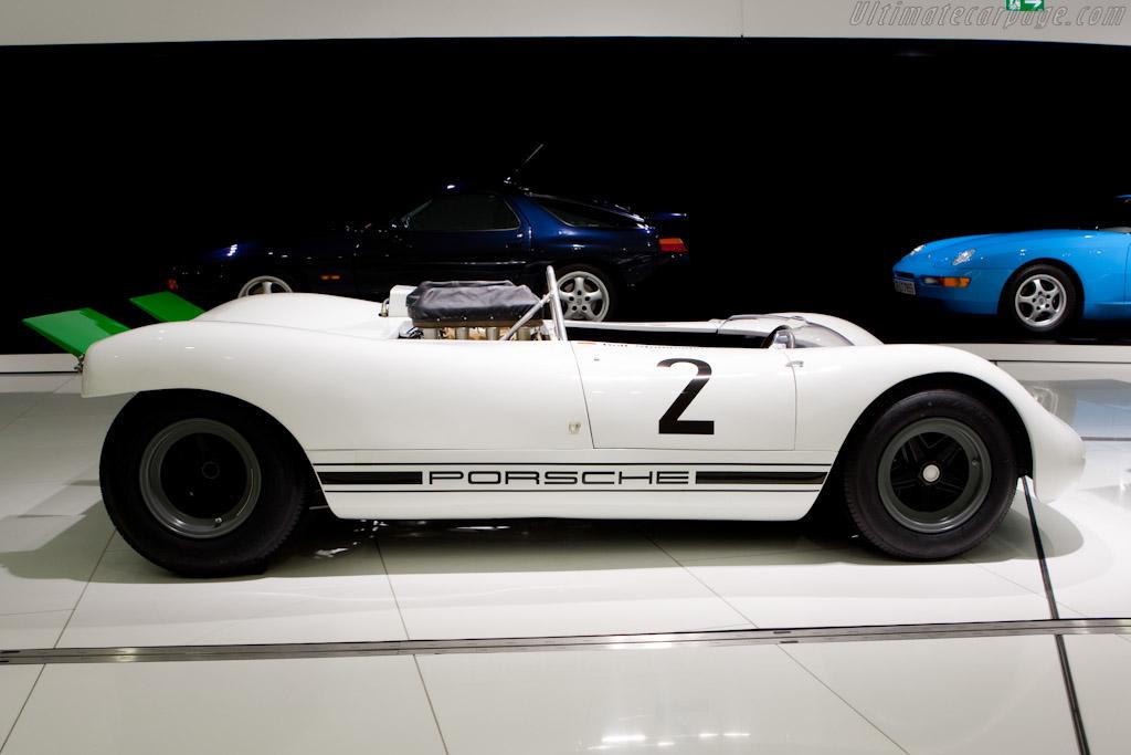 Porsche 909 Bergspyder Chassis 909 002 Porsche Museum