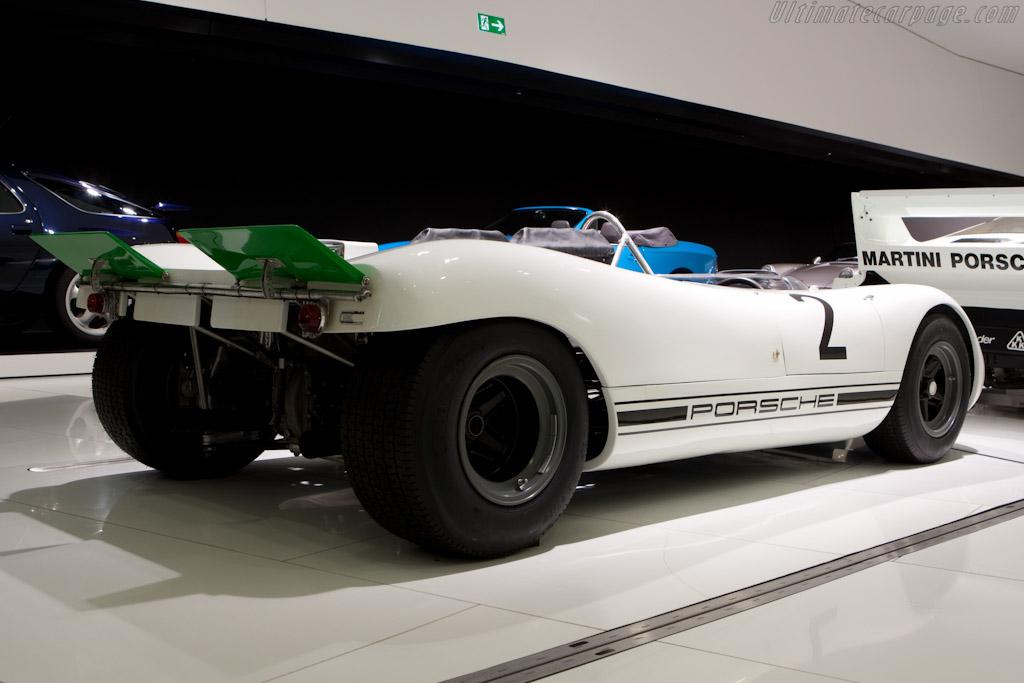 Porsche 909 Bergspyder - Chassis: 909-002   - Porsche Museum Visit