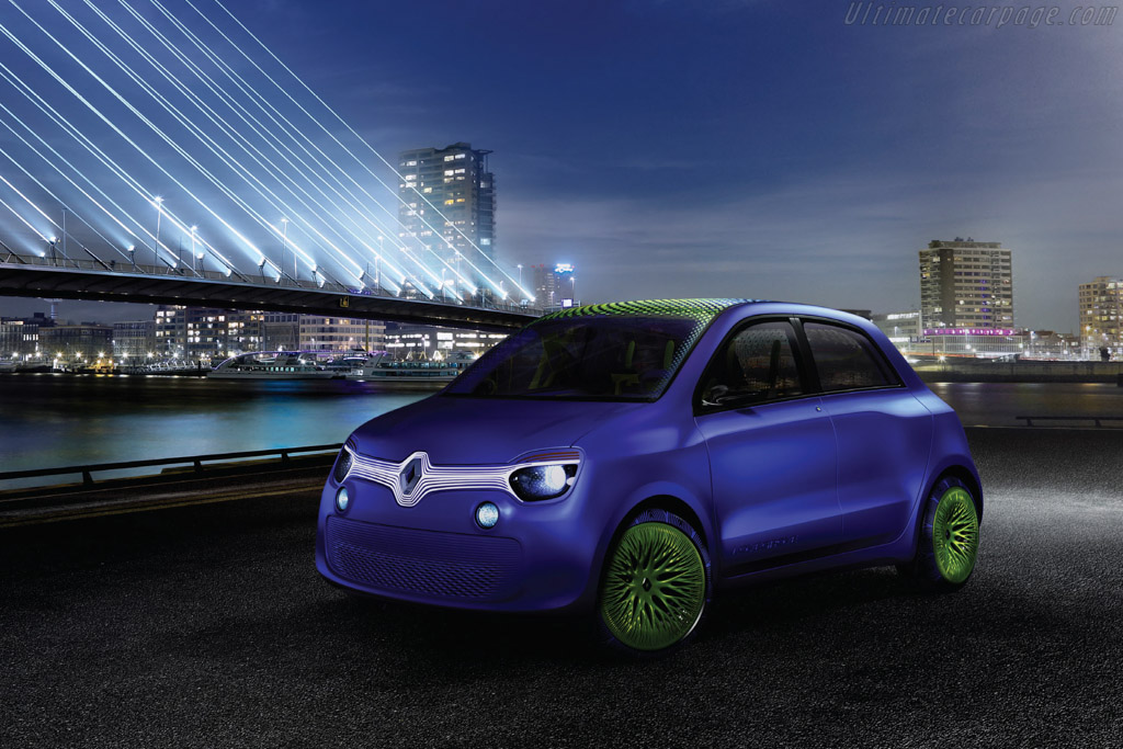 Click here to open the Renault Twin'Z Concept gallery