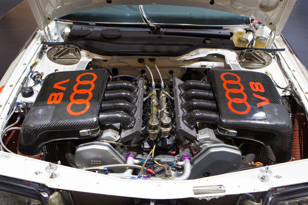 Audi V8 Quattro DTM    - 2013 Techno Classica
