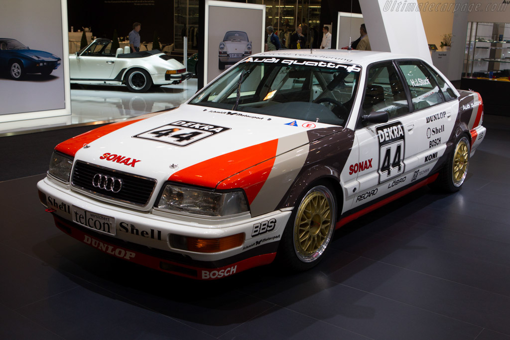 1990 Audi V8 Quattro Dtm Images Specifications And Information