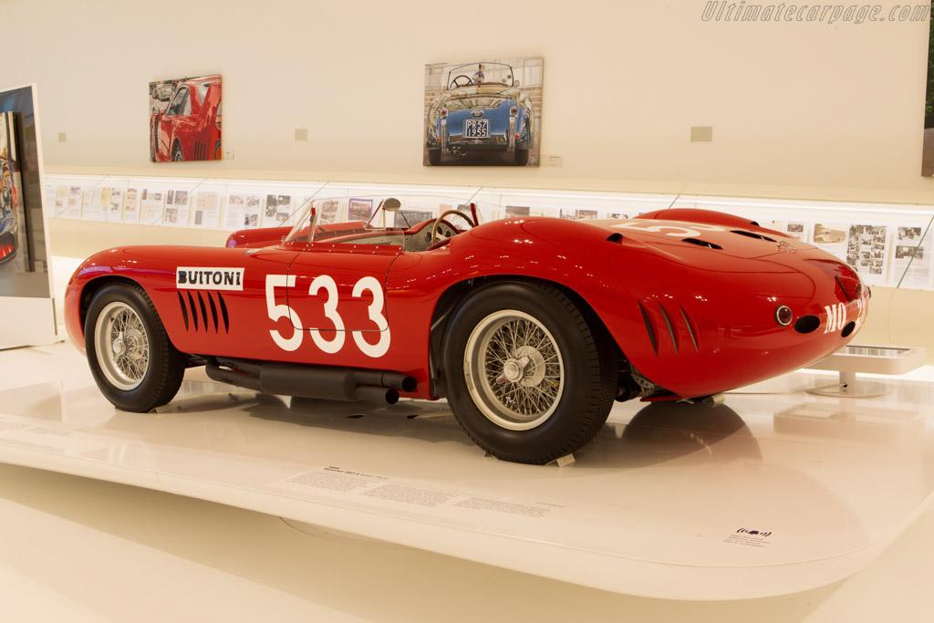 Maserati 350S V12 - Chassis: 3503   - Museo Casa Enzo Ferrari