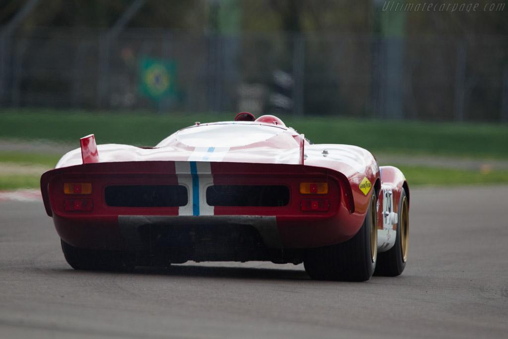 Ferrari 512 S Coda Lunga - Chassis: 1016   - 2013 Imola Classic