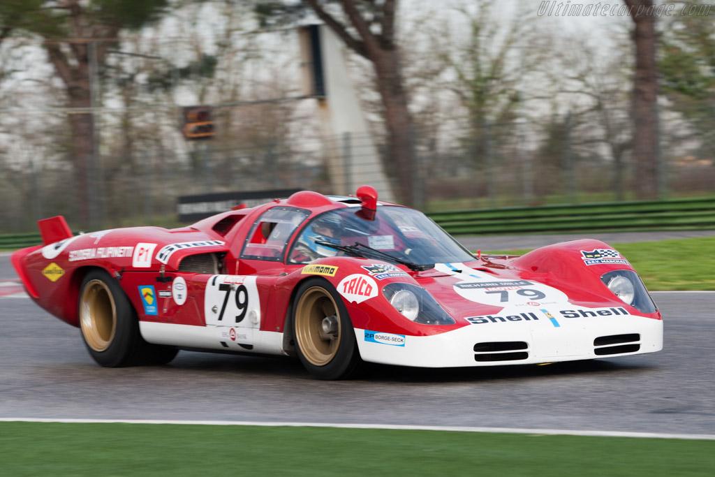 Click here to open the Ferrari 512 S Coda Lunga gallery