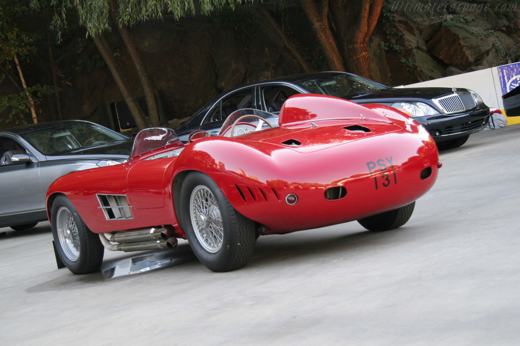 Maserati 350S - Chassis: 3502   - 2005 New York City Concours d'Elegance