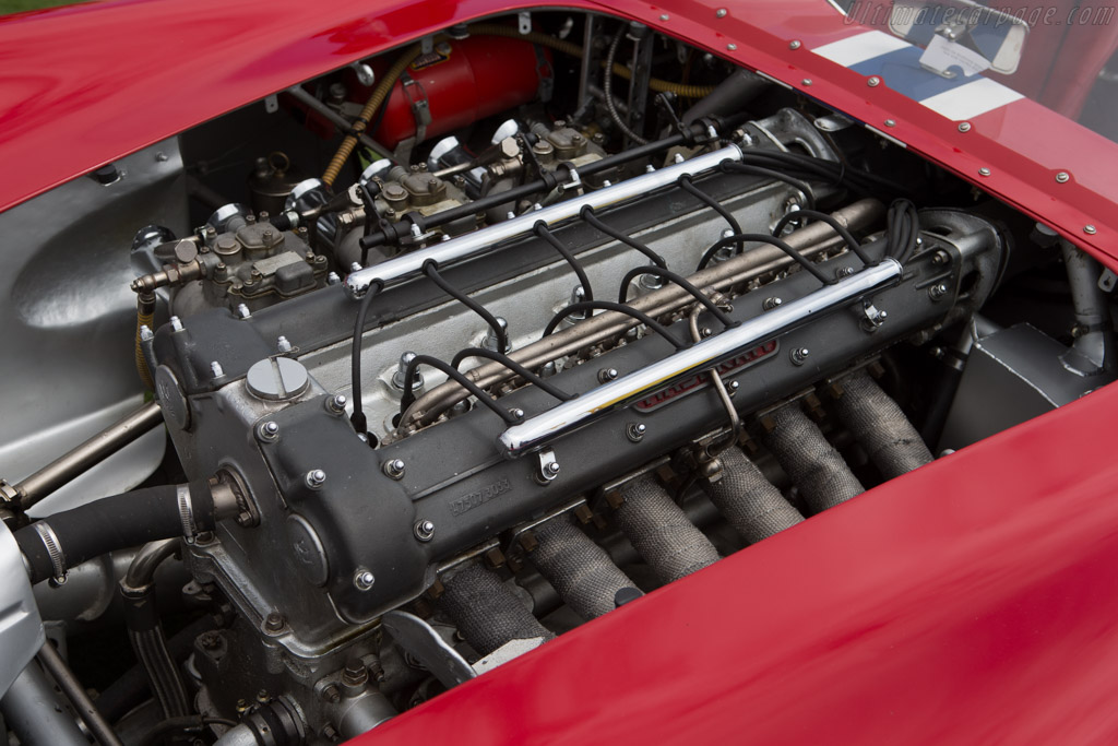 Maserati 350S - Chassis: 3502   - 2014 Pebble Beach Concours d'Elegance