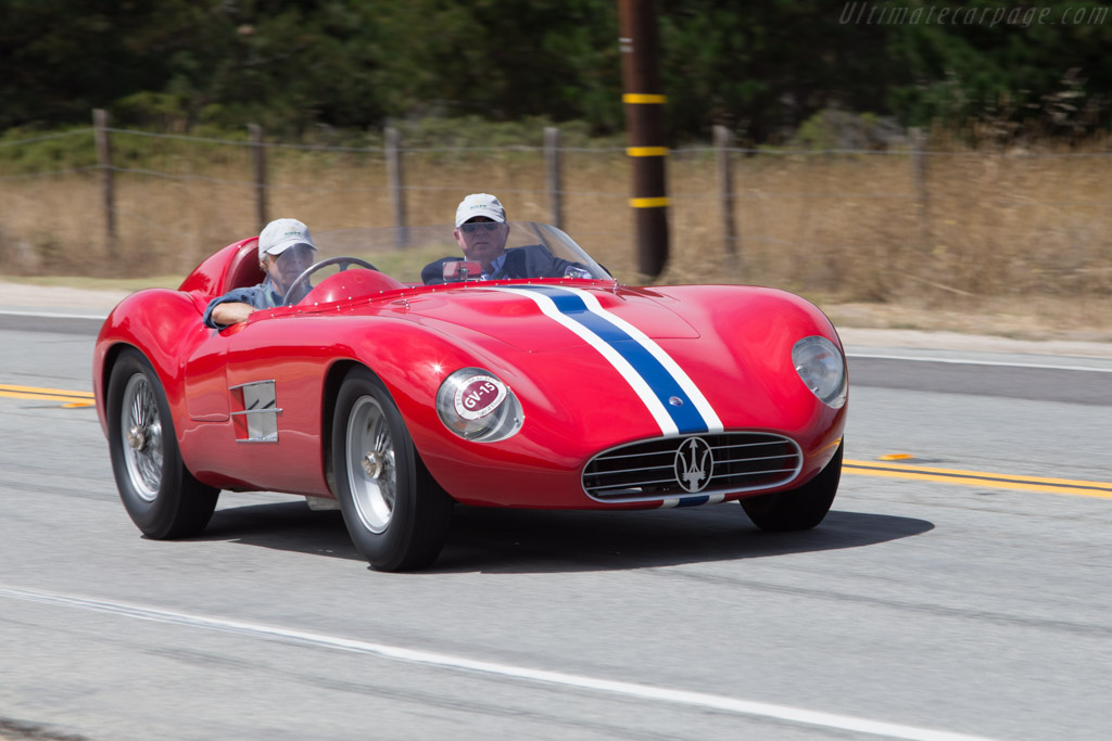 Click here to open the Maserati 350S gallery
