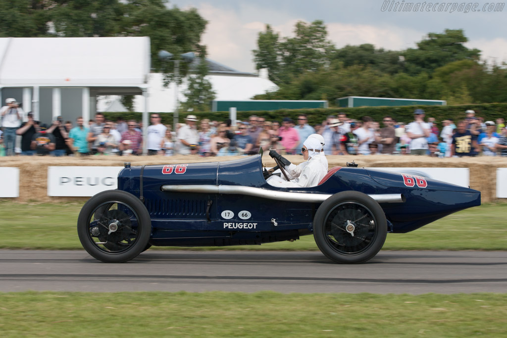 Peugeot L45 - Chassis: 1  - 2011 Goodwood Festival of Speed