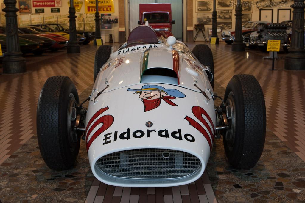 Maserati 420/M/58 Eldorado - Chassis: 4203  - Panini Maserati Collection