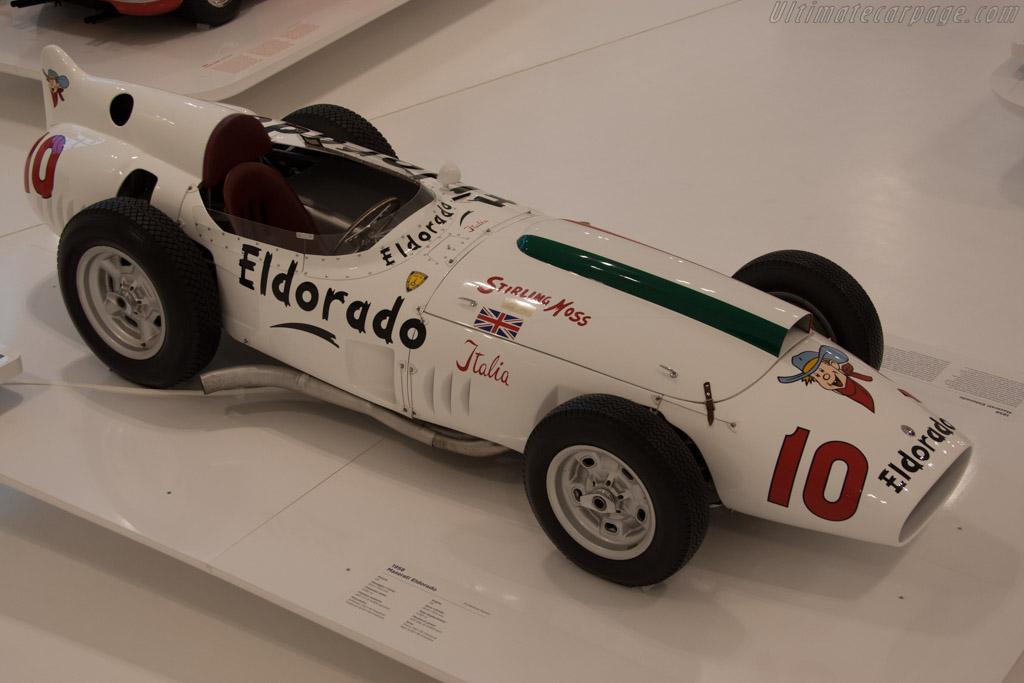 Maserati 420/M/58 Eldorado - Chassis: 4203   - Museo Casa Enzo Ferrari