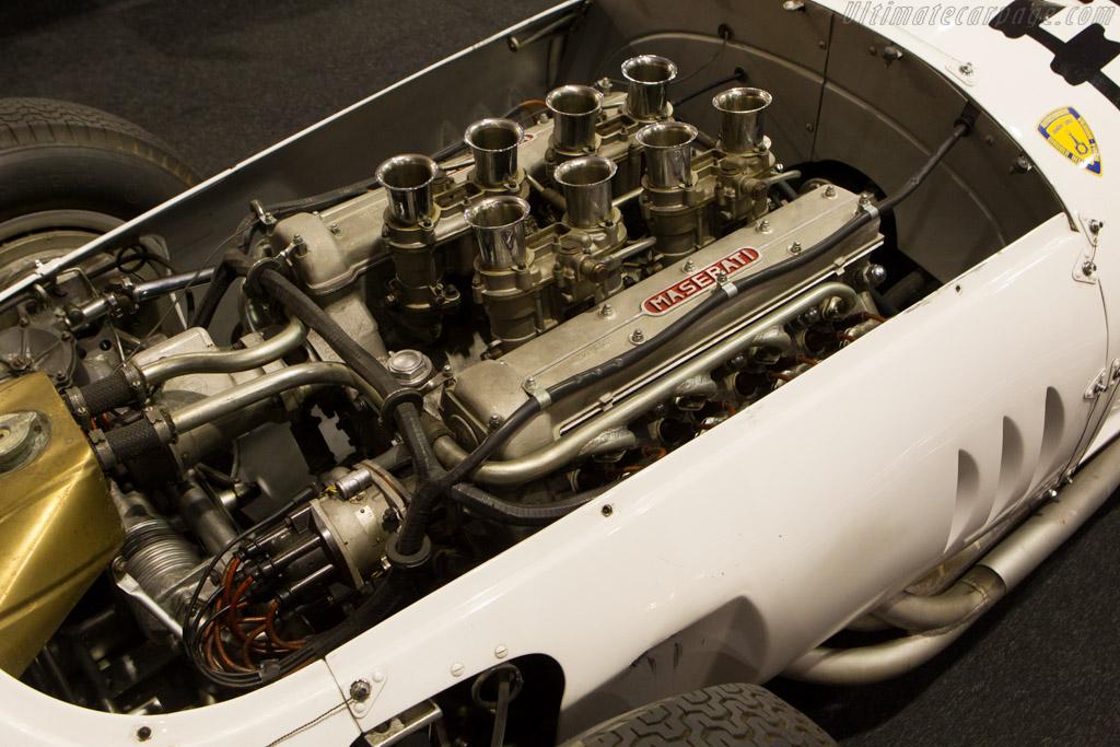 Maserati 420/M/58 Eldorado - Chassis: 4203   - 2014 Interclassics and Topmobiel