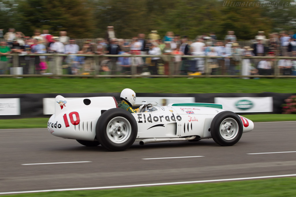 Maserati 420/M/58 Eldorado - Chassis: 4203   - 2014 Goodwood Revival